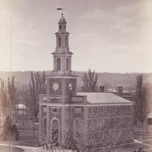 Chapel 1872