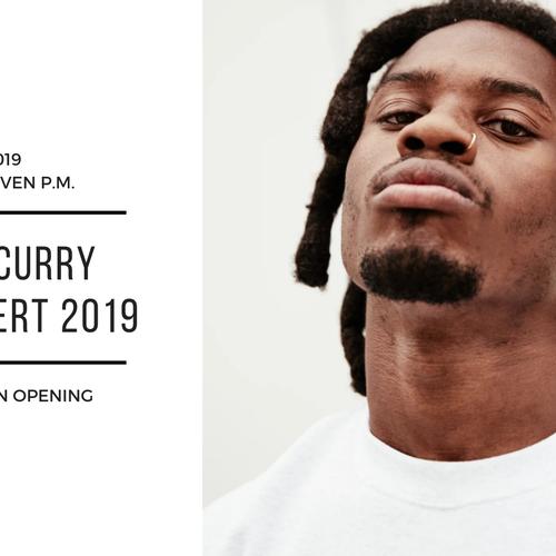 Fall Concert: Denzel Curry
