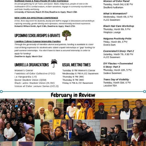 March 2020 Days-Massolo Center Newsletter (p2)