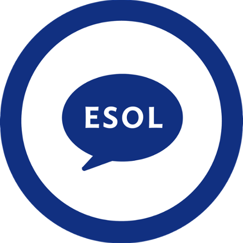 english for speakers of other languages icon