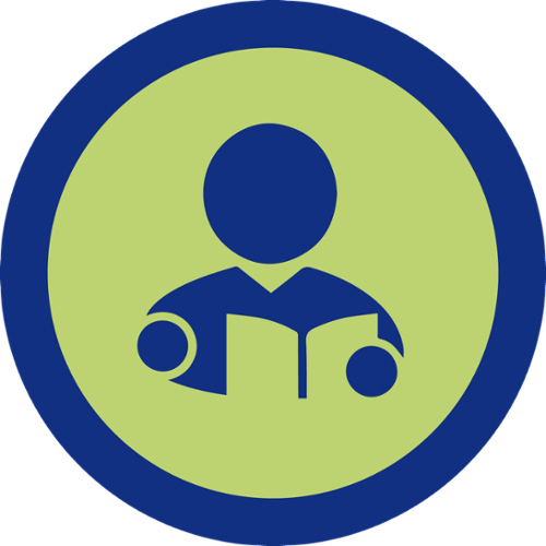 faculty-led experiential learning icon