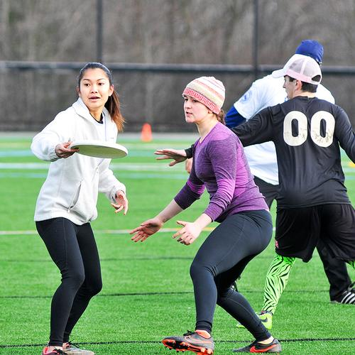 Ultimate Frisbee 40th Anniversary