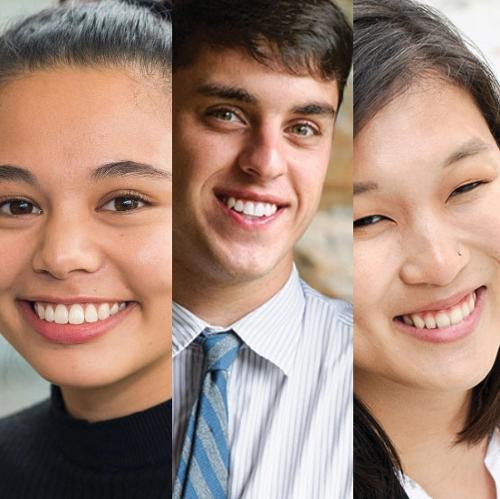 Fulbright Grant Recipients