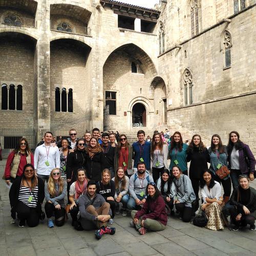HCAYS-Fall2016-Barcelona-Barrio Gótico