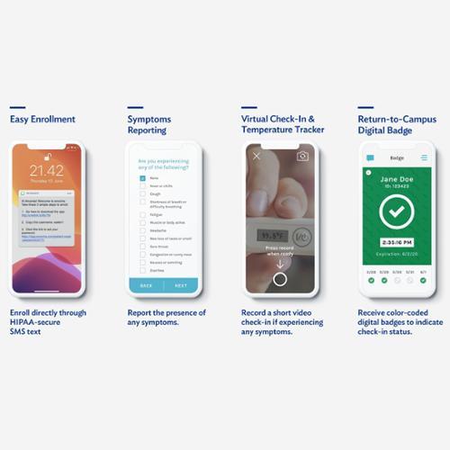 Health Screening App screenshots