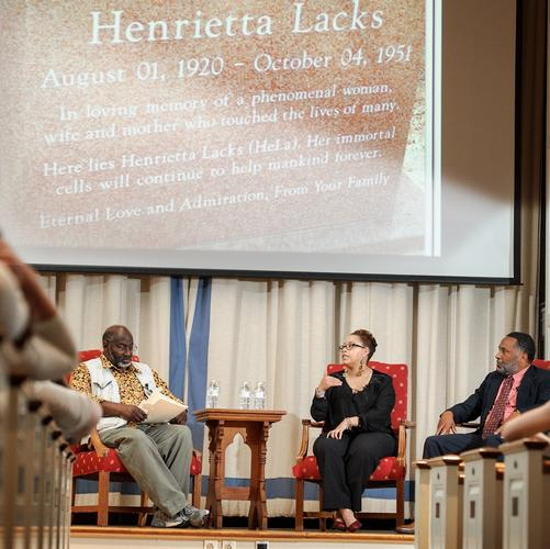 Henrietta Lacks family