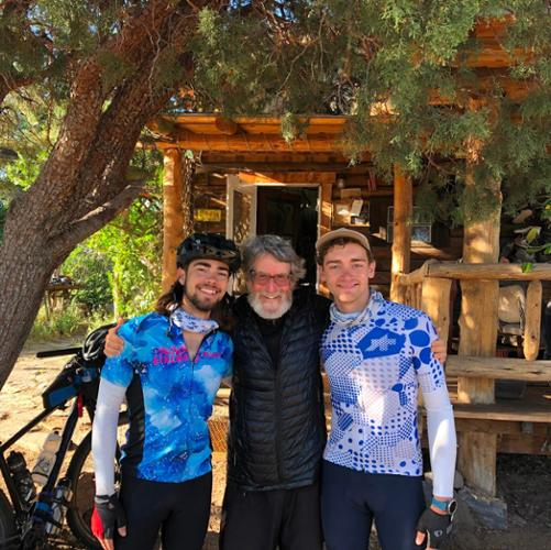 continental divide bike trip 21