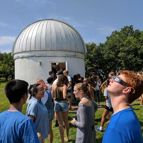 2017 Solar Eclipse Viewing