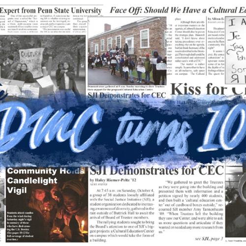 DMC turns 10
