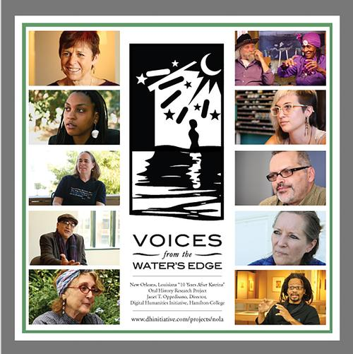 Voices from the Water's Edge