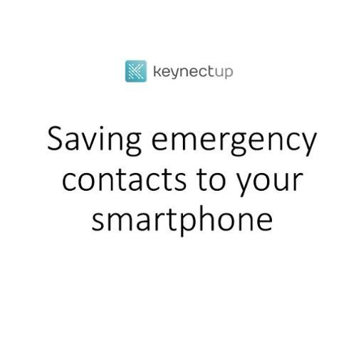 KeynectUp Slide 1