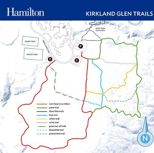 Kirkland Glen Trails, 2021