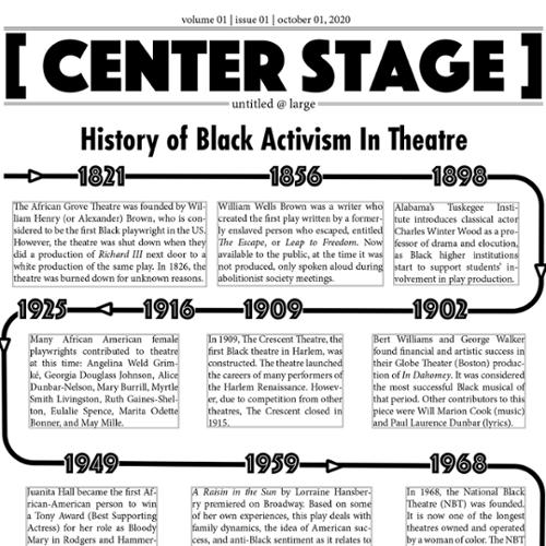Center Stage - page 1