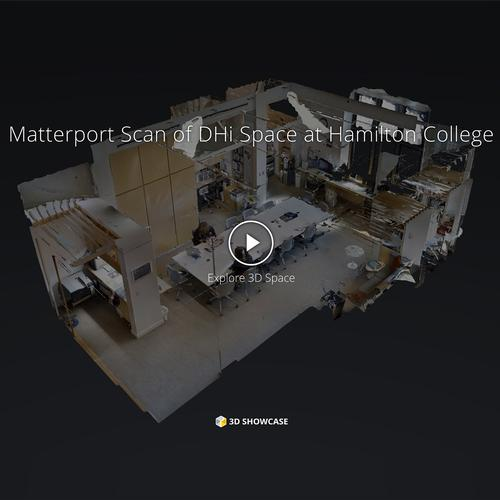 Matterport Scan of DHi space