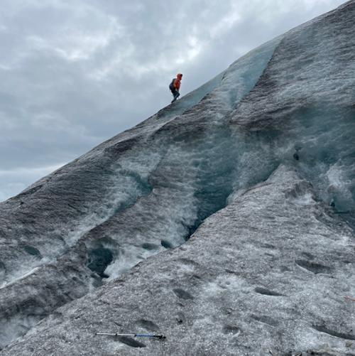 Exit climb alaska