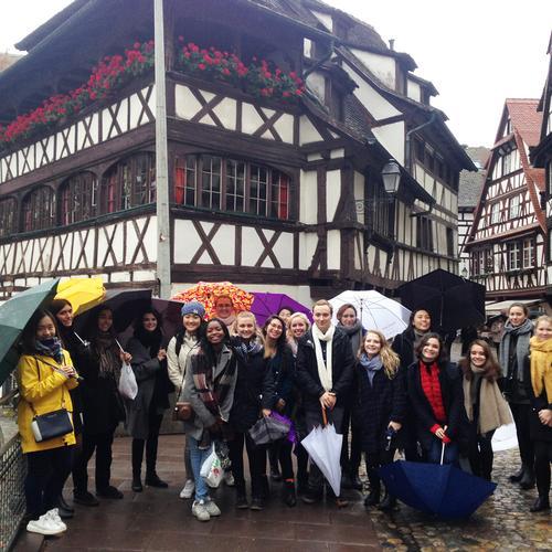 Hamilton in France-Fall 2016-Strasbourg.