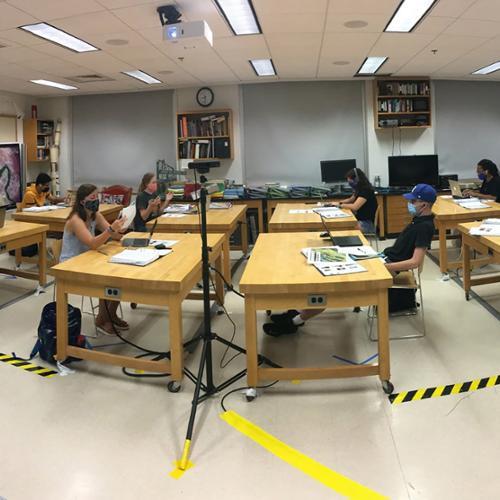 Tewksbury Classroom
