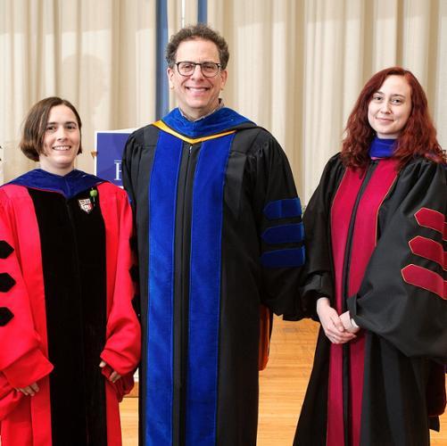 Anne Feltovich, Rob Kantrowitz, Keelah Williams