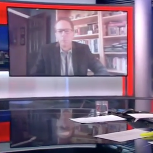 Alan Cafruny on BBC