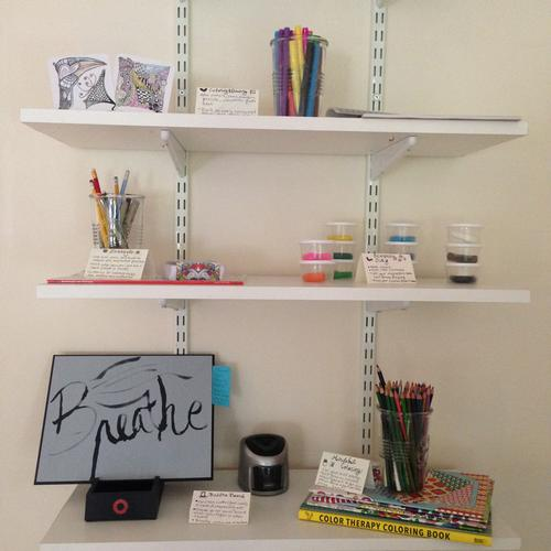 creative art space