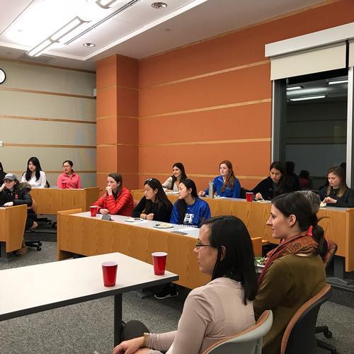 women in economics dinner and workshop - 1