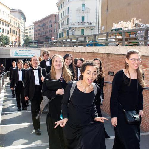 choir - italy