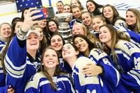 Hockey Teams Welcome Lord Stanley
