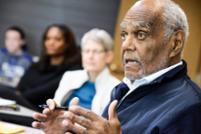 Hamilton Mourns Civil Rights Leader Robert Moses '56