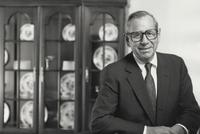 Life Trustee David Harden '48 Dies at Age 90