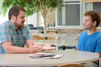 """Env. Studies Prof. Strong Urges Students: """"Push Your Thinking"""""""