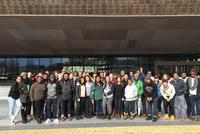 Africana Studies Classes Tour History and Culture Museum in D.C.