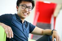 A Short-Term Plan, A Long-Term Plan. Andy Chen '16 Has Both.