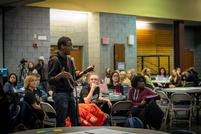 Student Town Hall Focuses on Mental Health, Sustainability