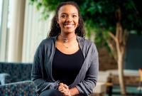 Amari Leigh '21 Named 2018 Newman Civic Fellow
