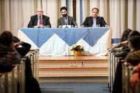 Former Ambassadors Speak on U.S.-Iran Relations and Nuclear Deal