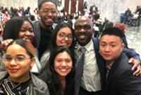 Rescalvo '22 Advocates for Students in NY State Capital