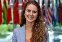 Beringause '20 Awarded Fulbright ETA to Argentina