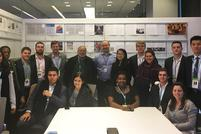NYC Program Visits Bloomberg