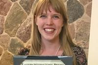 Boley '17 Receives Award at American Academy of Religion Conference