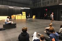 Breslin '13 Teaches the Art of Tweaks in Theatre Workshop