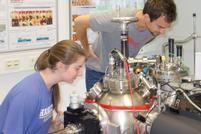 Physics Majors Conduct Summer Research at Berlin's Fritz-Haber