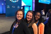 Hamilton Students, Alumni Represent at 10th CGI U