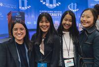 Students Honored for Commitment Project at CGI U