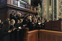 Choir in Italy:  Ravenna's Mosaics, Little Hats and Strangled Priests?!