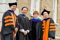 Four Receive Dean's Scholarly Achievement Awards