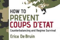 De Bruin Book Tackles Hot Topic: How to Prevent Coups d'État