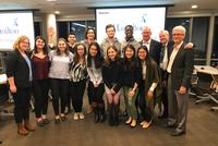 DC Program Students Connect With Alums at Deloitte