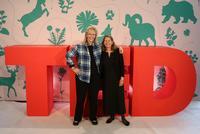 Doran Presents at TEDSummit