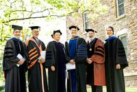 Faculty Honored With Dean's Scholarly Achievement Awards