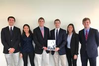 Students Collaborate with Mitchell Scher '14 on Space Industry Report